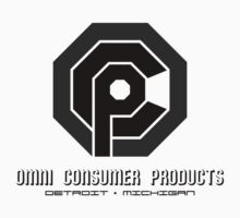 OCP - Omni Consumer Products Kids Clothes
