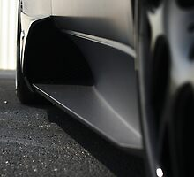 Lamborghini LP640 Reventon Package - SIDE SKIRT WITH PEBBLE by Daniel  Oyvetsky