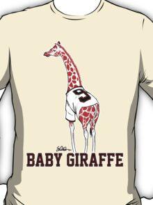 Baby Giraffe Belt T-Shirt
