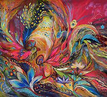 The Fire Birds by Elena Kotliarker
