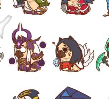 Puglie League of Legends Vol.1 Sticker