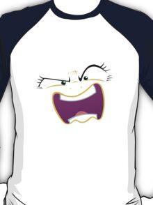 Fluttershy's rage face T-Shirt