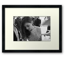 Hathaway II Framed Print