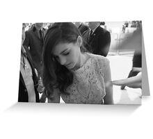 Hathaway II Greeting Card