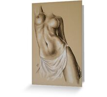 Sheer #3 Greeting Card