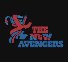 1970s Retro TV Show THE NEW AVENGERS by Kurni4Kabo