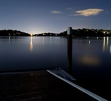 Port Hacking River by Scott Atherton