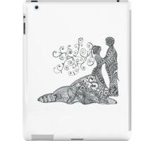 "Doodle Art ""Wedding"" iPad Case/Skin"