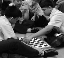 chess fun with my students by mariatheresa