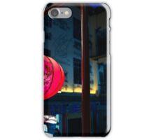 Traditional Chinese Lantern iPhone Case/Skin