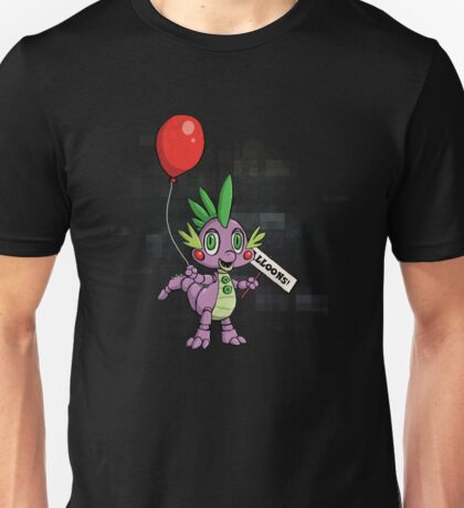 My Little Pony - MLP - FNAF - Spike Animatronic Unisex T-Shirt