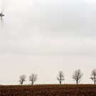 Wind turbine by Gary Rayner