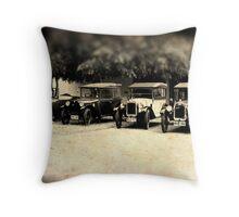 Austin 7s' Throw Pillow