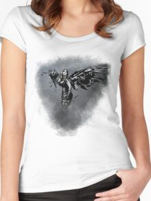 Angel Women's Fitted Scoop T-Shirt