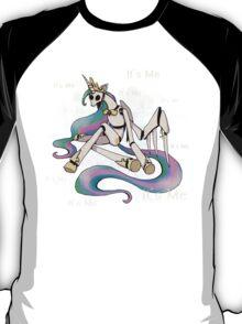 My Little Pony - MLP - FNAF - Celestia Animatronic T-Shirt