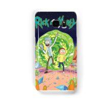 Rick and Morty Main Theme Samsung Galaxy Case/Skin