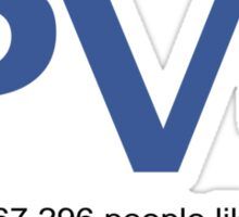 IPV4 4,294,967,296 people like this Sticker