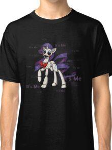 My Little Pony - MLP - FNAF - Rarity Animatronic Classic T-Shirt