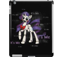 My Little Pony - MLP - FNAF - Rarity Animatronic iPad Case/Skin