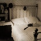 Bed Old Fashioned by Roberta Angiolani