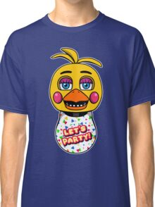 Five Nights at Freddy's - FNAF 2 - Toy Chica Classic T-Shirt