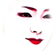 Geisha 4 by Ian Kemp