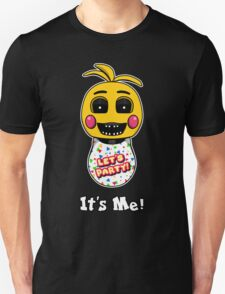 Five Nights at Freddy's - FNAF 2 - Toy Chica - It's Me! Unisex T-Shirt