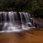 Wentworth Falls (Top Falls) 2011 by STEPHEN GEORGIOU