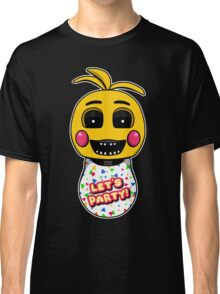 Five Nights at Freddy's - FNAF 2 -Toy Chica Classic T-Shirt