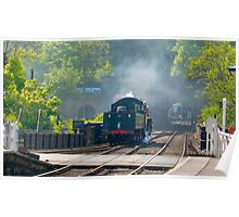 Grosmont Station Poster