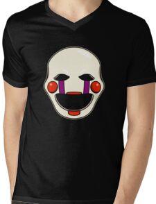 Five Nights at Freddy's - FNAF 2 - Puppet  Mens V-Neck T-Shirt