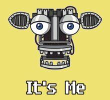 Five Nights at Freddy's - FNAF 2 - Endoskeleton - It's Me Kids Tee