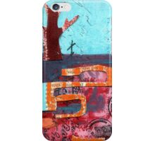 the fire iPhone Case/Skin