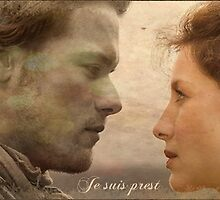 Jamie and Claire Outlander Je suis prest by MyriahAbela555
