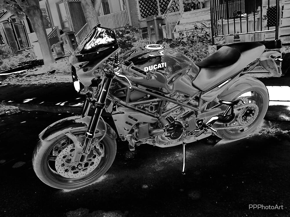 Ducati by PPPhotoArt