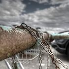 Rust and Chains.  by cavan michaelides
