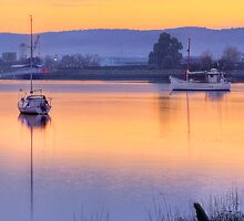 Still Sunrise - Launceston by Ben Swanson