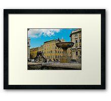 Rome Framed Print