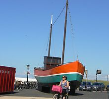 standing boat 2. by LisaBeth