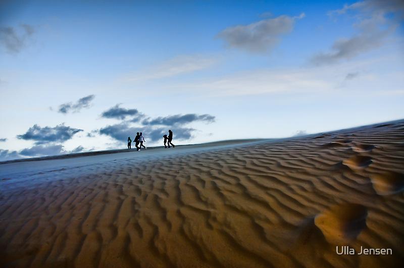 Sandkissed by Ulla Jensen