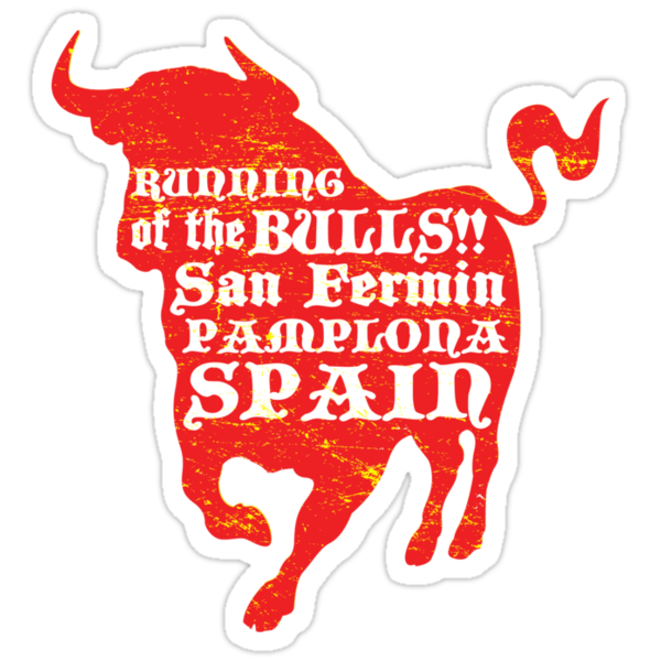 Running of the Bulls by superiorgraphix