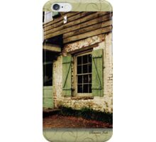 This Old House Is Haunted by Ghosts iPhone Case/Skin