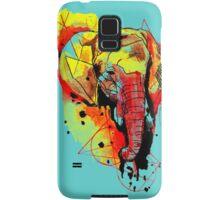 Elephant Painting Samsung Galaxy Case/Skin
