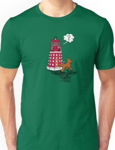 DALEK RELIEF Unisex T-Shirt