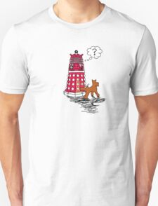 DALEK RELIEF T-Shirt