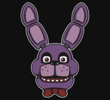 Five Nights at Freddy's - FNAF - Bonnie One Piece - Long Sleeve