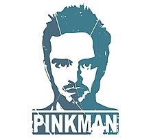 Pinkman Photographic Print