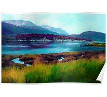 Tierra del Fuego National Park Poster