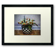 Spring Daffodils Framed Print