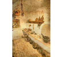 The Old Pantry Photographic Print